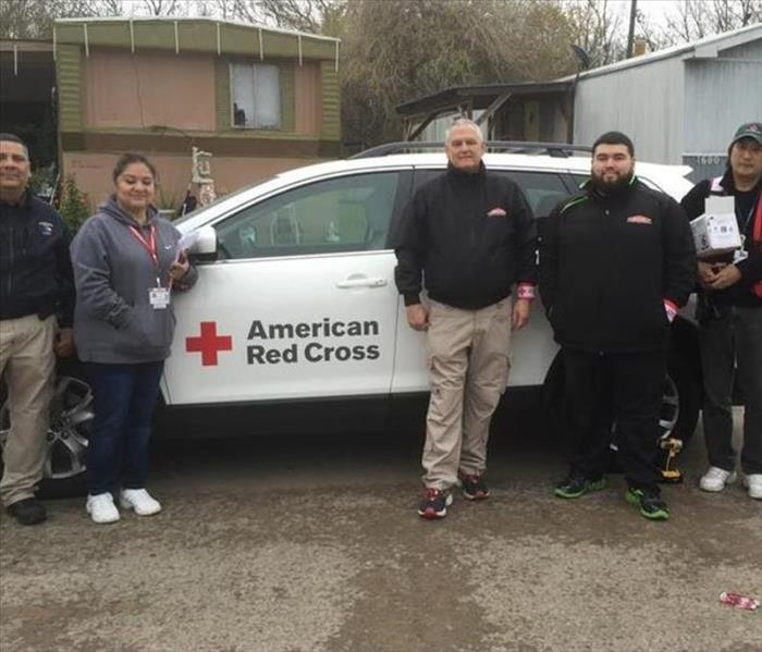 SERVPRO of West Fort Bend County Teams Up With Its Local Amercian Red Cross